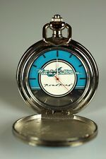 Watch - HARLEY DAVIDSON ROADSTER - Franklin Mint Quartz Pocket Watch Pendant