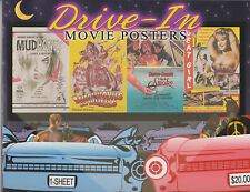 DRIVE-IN MOVIE POSTERS SUPERB BOOK OF CULT MOVIE POSTER ART