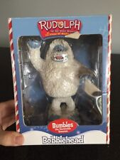 Rudolph Red Nosed Reindeer Bobble head Figure 2001 Misfit Toys Bumbles