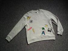 Sweatshirt Pullover * Beige H&M Divided S *° wie Neu
