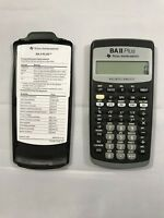 Vintage Texas Instruments - Business Analyst - BA-II Plus Financial Calculator