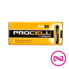 Duracell Procell Pro cell AA Batteries EXP 2023 - 24 Pack - NEW!