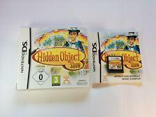 Hidden Object Show - Nintendo DS - 2DS 3DS DSi - Free, Fast P&P!