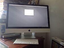 Apple i Mac27 -inch Mid 2011 3.4ghz i7 16GB RAM , 1TB Storage, 2GB Graphics