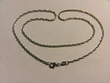 JAMES AVERY. LIGHT ROPE CHAIN, 22% OFF RETAIL!! (19004324)