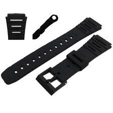 Correa de Reloj de Repuesto 20mm para adaptarse a Casio FT100, CA61, CA53, W720, W520, W741