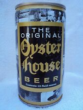 PITTSBURGH BREWING COMPANY * OYSTER HOUSE  * 12 oz beer can / IRON CITY BEER