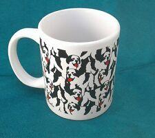 """""""Big Dog"""" Ceramic Mug, St. Bernards, 1990's"""