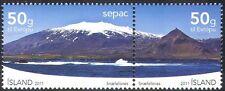 Iceland 2011 Snaefellsjokull/SEPAC/Landscapes/Glaciers/Mountain 2v pr (n42351)
