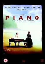 The Piano    **Brand New DVD**   Holly Hunter