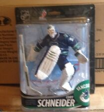 Mcfarlane NHL 33 Cory Schneider Variant Chase Collectors Level ACTION FIGURE