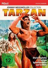 Tarzan - Johnny Weissmüller Collection. DVD (2019, DVD video)