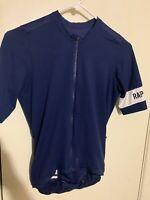 Rapha Pro Team Flyweight Jersey Blue - Men's Size Small