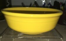 Fiesta ware SMALL CEREAL BOWL - 14 Oz  Child Size -New Never Used- DAFFODIL
