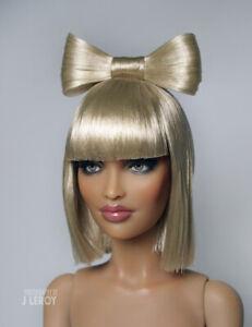 Patta Art COSPLAY # 35 doll hard-capped wig SYB Sybarite V1-2 Numina Doll