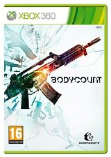 BODYCOUNT               -----   pour X-BOX 360