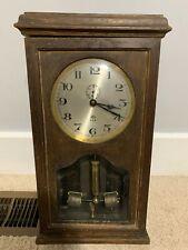 Vintage Ato H&B Electromagnetic Clock