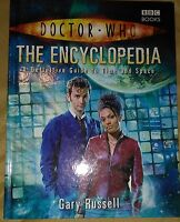 Doctor Who Encyclopedia Doctor Who BBC Hardcover Gary Russell 2007 NEW Free Ship