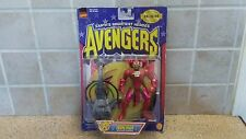 Avengers Heroes Reborn Iron Man with Power Converter Marvel 1997 Toy Biz