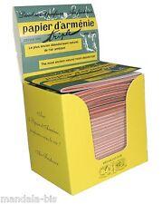 Papier d'Armenie - Lot Présentoir de 30 carnets Triples PROMO !