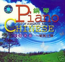 CD Chinese music for Piano The Butterfly Lovers' New
