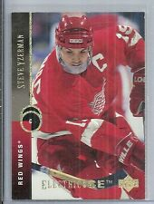 1994-95 Upper Deck - STEVE YZERMAN - Electric Ice Gold #300 - RED WINGS 1:36
