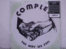COMPLEX The way we feel 1971 UK GARAGE PSYCH Guerssen re LP SEALED