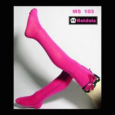 Custom Stockings For Mini Super Dollfie MSD, Unoa - MS103, Rose Red