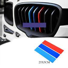 "10"" M-Colored Stripe Car Auto DIY Exterior Decorative Decal Sticker For BMW"