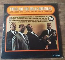 Mills Brothers – These Are The Mills Brothers (1966) Dot Records – DLP 3699 LP