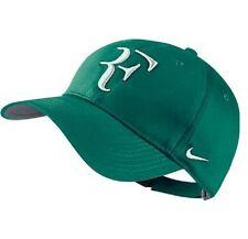 New Nike RF Roger Federer Hat Cap Green Tennis Dri Fit 371202-346 Legacy 91