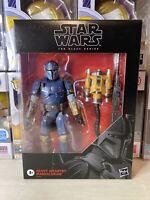 "Star Wars The Black Series 6"" Heavy Infantry Mandalorian IN STOCK"