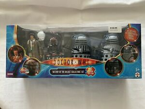 """Doctor Who - """"Destiny of the Daleks"""" Collectors' Set - Boxed"""