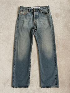 "DIESEL RR55 Straight Leg Jeans - W32"" L32"""