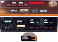 Marklin Z Scale 82510 6 Car Freight Set  1 Time Series - Original Box C9