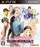 USED PS3 PlayStation 3 Tales of Xillia 2