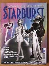 Starburst February 2015 Robots of Sci-Fi Doctor Who Gotham Chappie