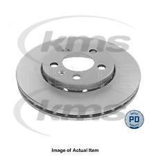 2x New Genuine MEYLE Brake Disc 183 521 1018/PD Top German Quality