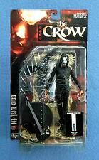 THE CROW ERIC DRAVEN MOVIE MANIACS 2 MCFARLANE 7 INCH FIGURE 1999