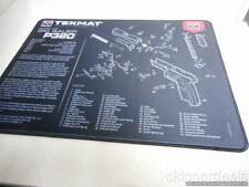 New ListingTekmat Sig Sauer P320 Gun Accessories Cleaning Bench Mat Brand New