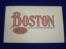 1900S BOSTON 150 VIEWS BOOK PUBLISHED BY UNION NEWS COMPANY- J 1882