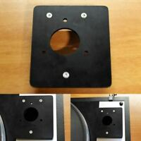 Jelco SA-250ST Armboard Plate for THORENS TD-145 146 147 160 165 166 turntables