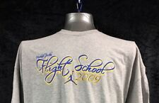 Michael Jordan Flight School 2009 Nike Basketball Camp Shirt 3XL New Warriors