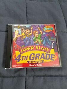 Jump Start 4th Grade CD-Rom PC 2000