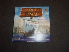 2004 Mayfair Games Anno 1503 Board Game