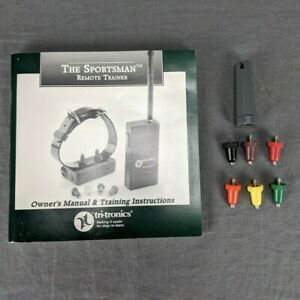 The Sportsman Tri-Tronics Dog Training Shock Collar Replacement Nodes Tips Tool