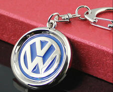 BLUE Volkswagen Logo KEYRING KEYCHAIN New-Beetle Passat LAVIDA Golf GTI