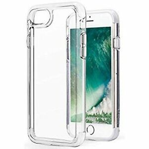 Anker SlimShell Light Protective Clear Case A7050021 for iPhone 7 White