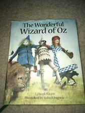 The Wonderful Wizard of Oz Robert Ingpen Illustrations L. Frank Baum