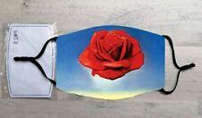The Meditative Rose face mask (Salvador Dali)